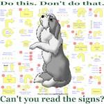 Can't You Read: Beardie