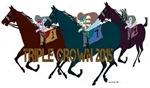 Triple Crown 2015 horse racing