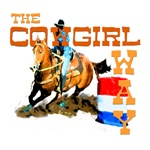 The Cowgirl Way Gifts & Tees