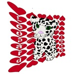 Snow Leopard Love