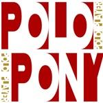 Polo Pony - Polo Player