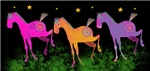 Ponies Under the Stars