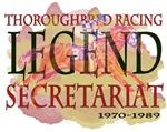 Secretariat - TB Racing Legend