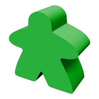 Green Meeple Shirts and Gifts