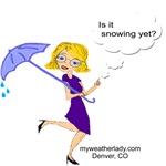 Is It Snowing Yet? Denver, CO