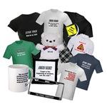 Star Trek Products in Various Designs