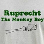 Ruprecht The Monkey Boy