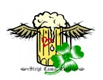 Lucky Beer with Wings
