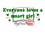 Everyone Loves A Smart Girl
