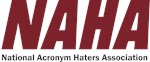 National Acronym Haters