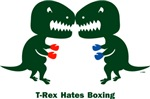 T-Rex Hates Boxing