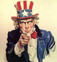 Uncle Sam Says!