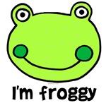 I'm froggy