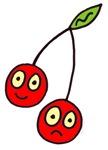 Happy + Sad Cherries