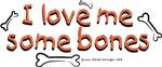 Love me some bones!