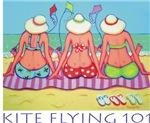 Kite Flying 101 Beach