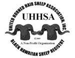 Black Hawaiian Sheep Logo