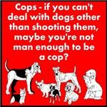 Real Men don't kill pets