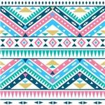 Aztec Pattern Light