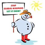 Frosty Against Global Warming