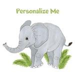 Personalized Elephant