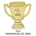 Personalized Trophy