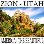 Zion Utah - Beautiful America