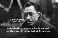 Albert Camus Depression & Motivational Thinking