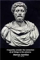 Stoic Philosopher Marcus Aurelius: Unity Universe