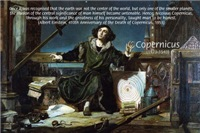 Nicolaus Copernicus: Cosmology