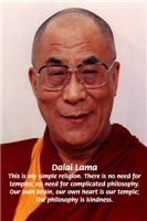 Buddhism Philosophy of Compassion: the Dalai Lama