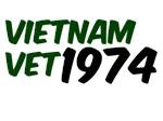 Vietnam Vet 1974