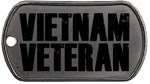 Vietnam Dog Tag