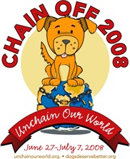 Unchain Our World: Chain Off 2008