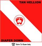 Tan Hellion Diaper Down