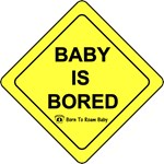 Baby Is Bored