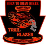 Born To Roam Trail Blazer