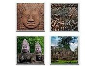 Angkor Wat Tiles