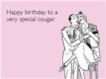 Very Special  Cougar
