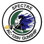 AC-130H Spectre Gunship