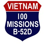 B-52D - 100 Missions