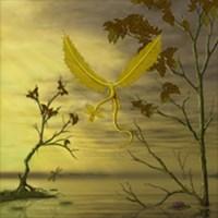 Flying Leaf  Dragon