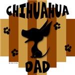Chihuahua Dad - Brown Stripe