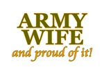 Army Wife & Proud