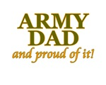 Army Dad and Proud