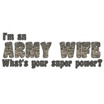 Army Wife Super Power