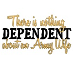 Army Wife - Dependent