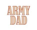 Camo Army Dad Items
