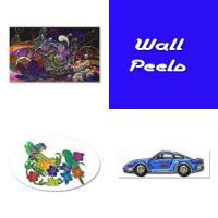 Wall Peels Multiple Styles/Sizes