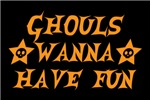 Ghouls Wanna Have Fun Orange